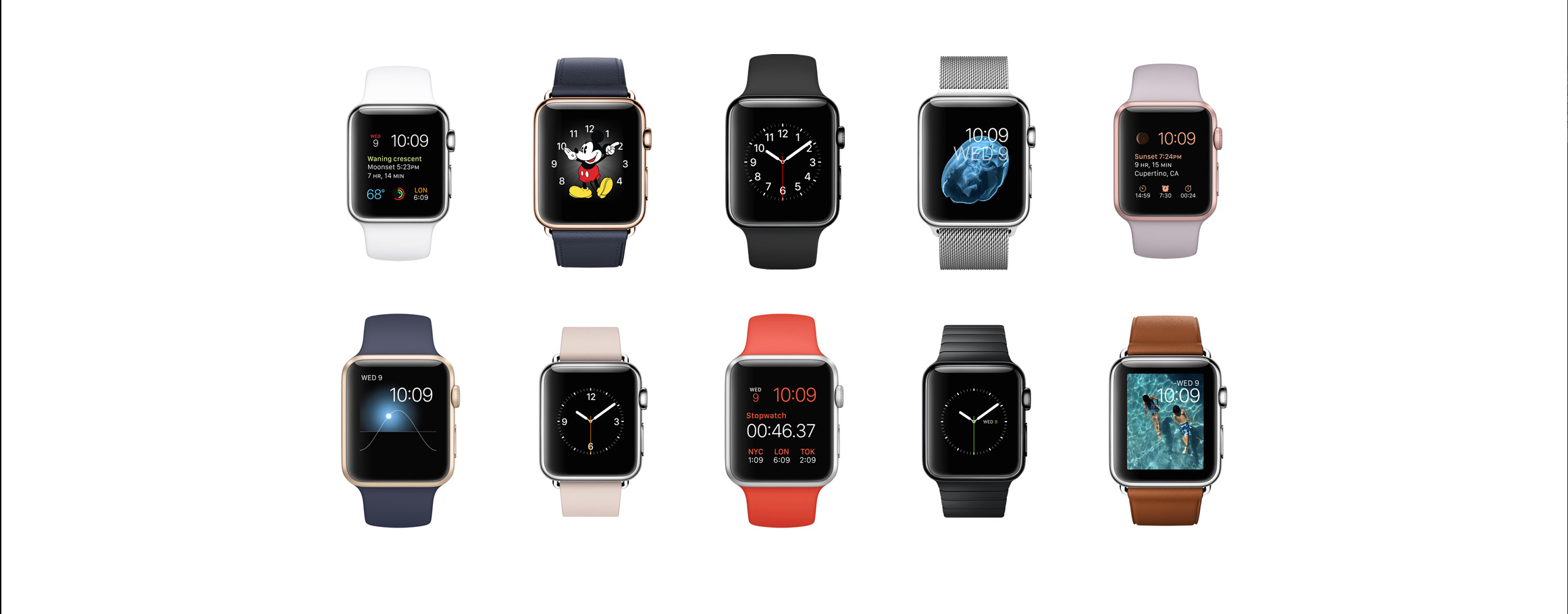 WatchOS 2.0.1 for the Apple Watch is here with a number of bug fixes