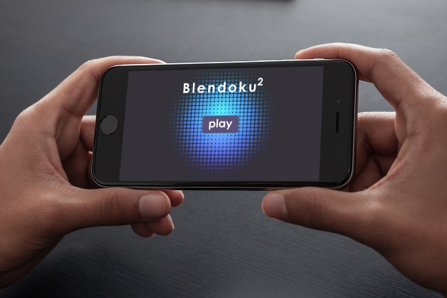 A new puzzler Blendoku 2 lets you unwind as you blend colors