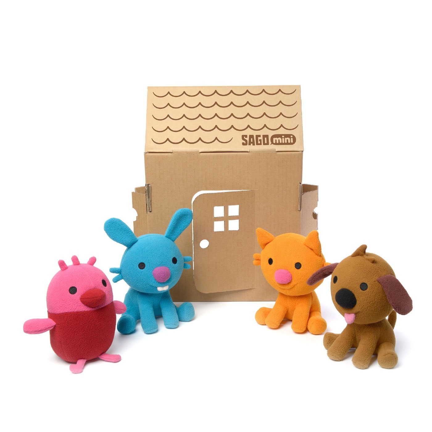 Sago Mini Plush Gift Pack