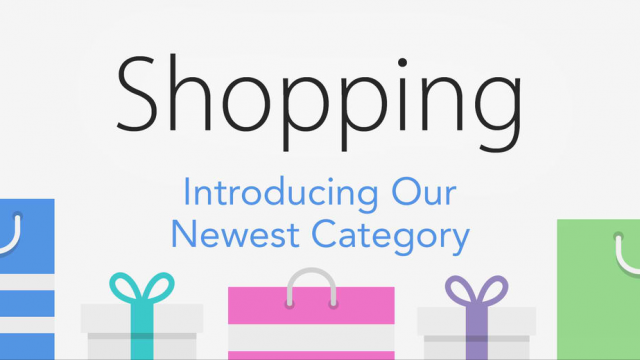 Shop till you drop with Apple's new App Store category