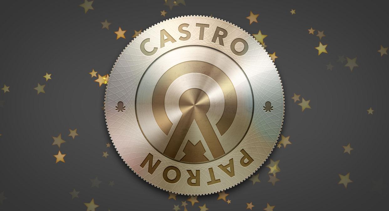 Be a Castro patron.