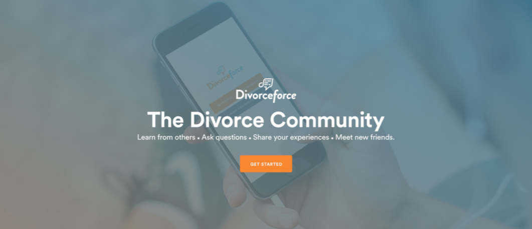 DivorceForce provides help and support when you need it most
