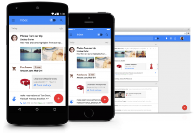 Google's Inbox app to get Apple Watch-like Smart Replies this week