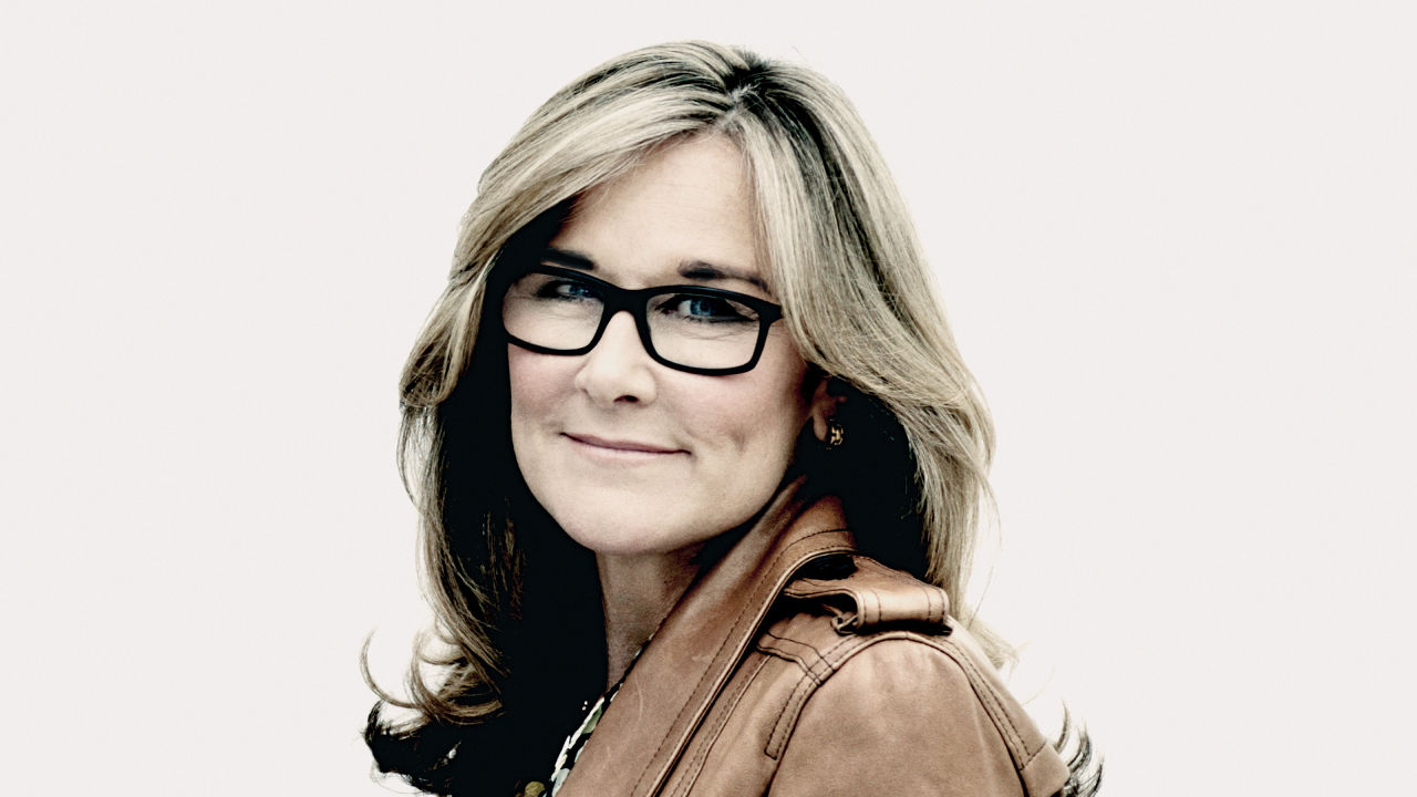 Apple's Angela Ahrendts to speak at Bloomberg's 'Year Ahead' conference