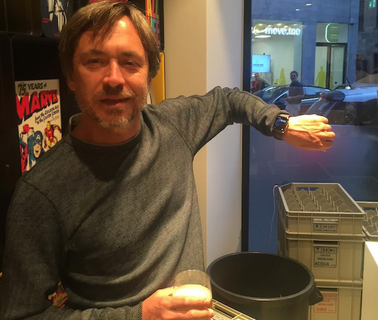 Marc Newson has ultra-high hopes for the Apple Watch