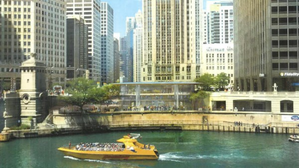 Take a look at Apple's beautiful upcoming Chicago retail store