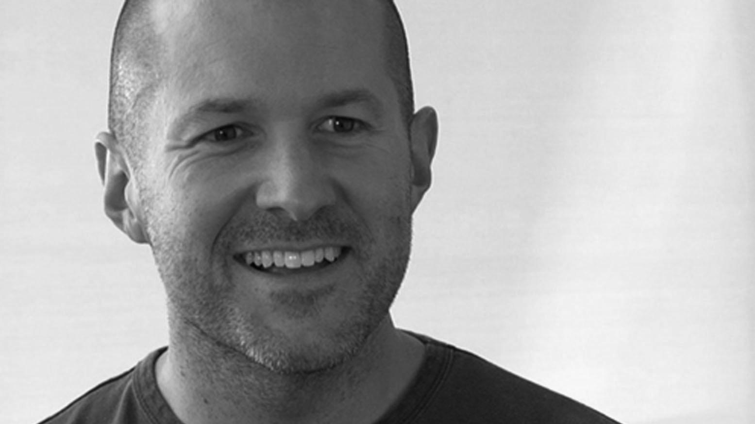 Apple design guru Jony Ive discusses the iPad Pro's Pencil