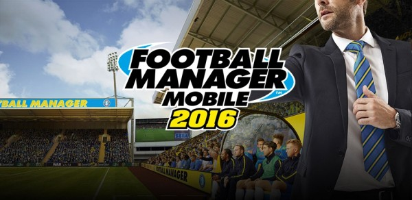 Command your club to victory in Sega's Football Manager Mobile 2016