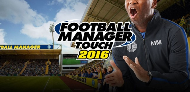 Sega scores another goal with Football Manager Touch 2016 for iPad