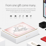 Apple's holiday gift guide features Apple TV and iPad Pro