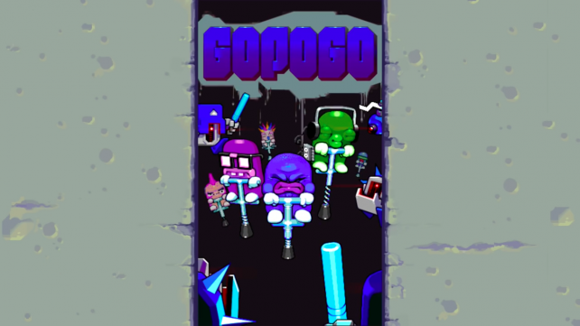 Ready, set, go: Nitrome's pogo stick platformer Gopogo bounces onto iOS