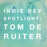 Indie Dev Spotlight: Watch Keypad's Tom de Ruiter