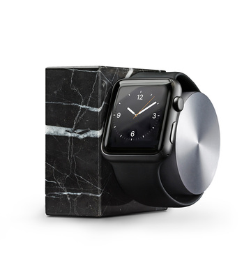 Black Marble and Aluminum