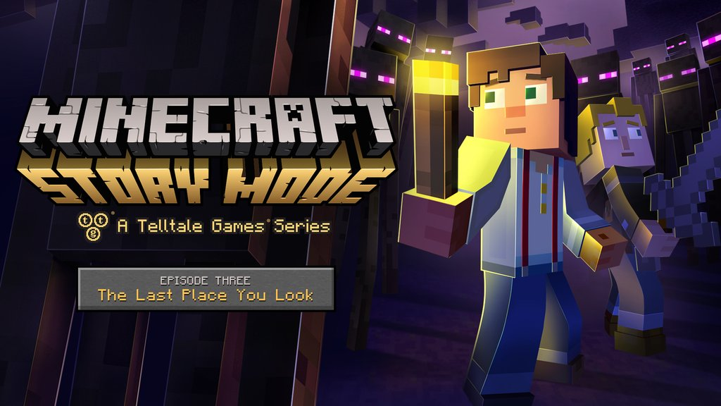 Minecraft: Story Mode Episode 3 - The Last Place You Look