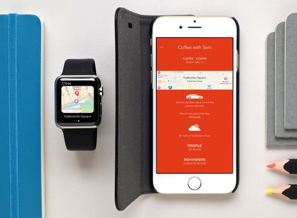 Moleskine Timepage now provides a default duration and more