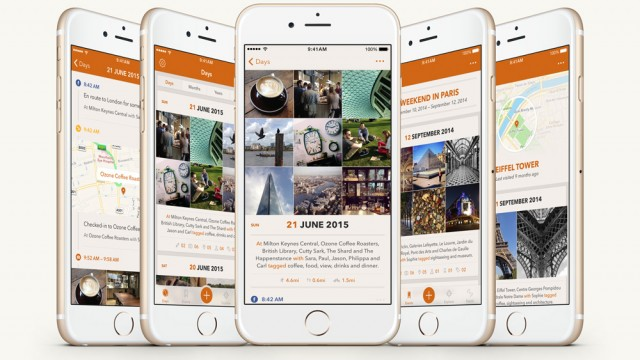 The Momento 3 journal brings video support and enhanced feeds
