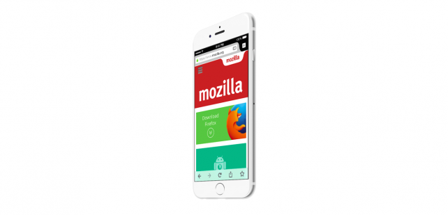 Finally, Mozilla's Firefox Web browser is now available on iOS