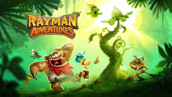 Find ancient eggs and excellent game play in Rayman Adventures