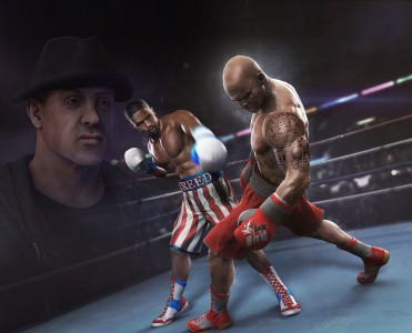Real Boxing 2 is official mobile game of 'Rocky' spinoff 'Creed'