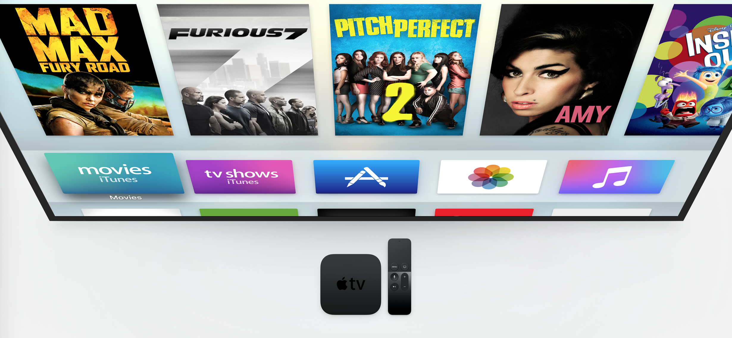 Apple TV 4 gets limited Siri support for Apple Music on tvOS 9.1 beta