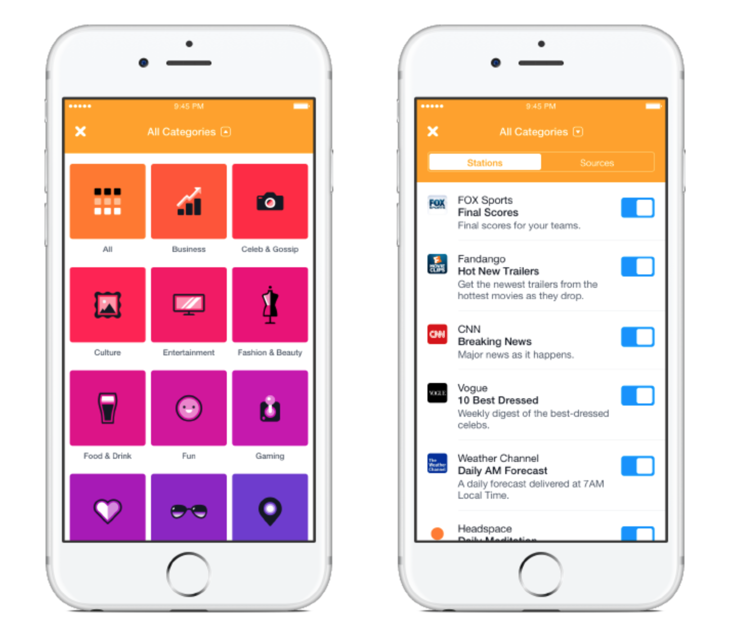 Facebook launches Notify: a notifications app for news you care about