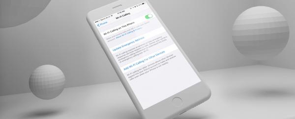Verizon looks set to get Wi-Fi calling on iOS