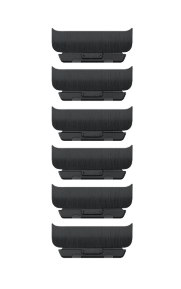Apple's Space Black Link kit.