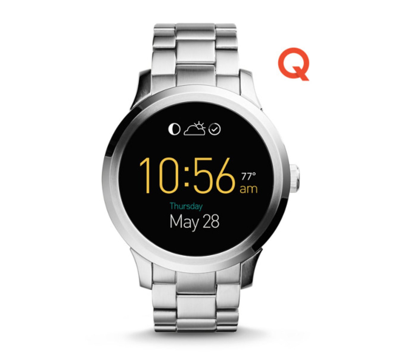 Fossil takes on Apple, launches its own Android Wear smart watch