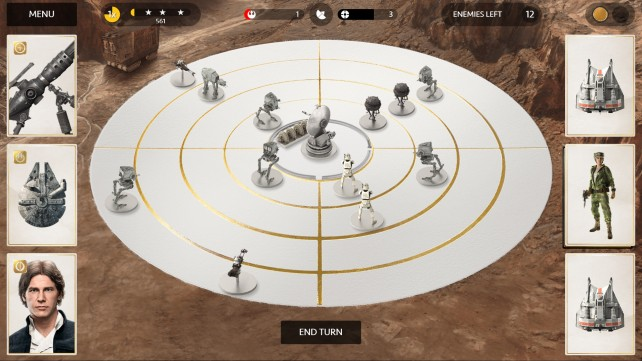 Star Wars Battlefront Companion app out now on iOS