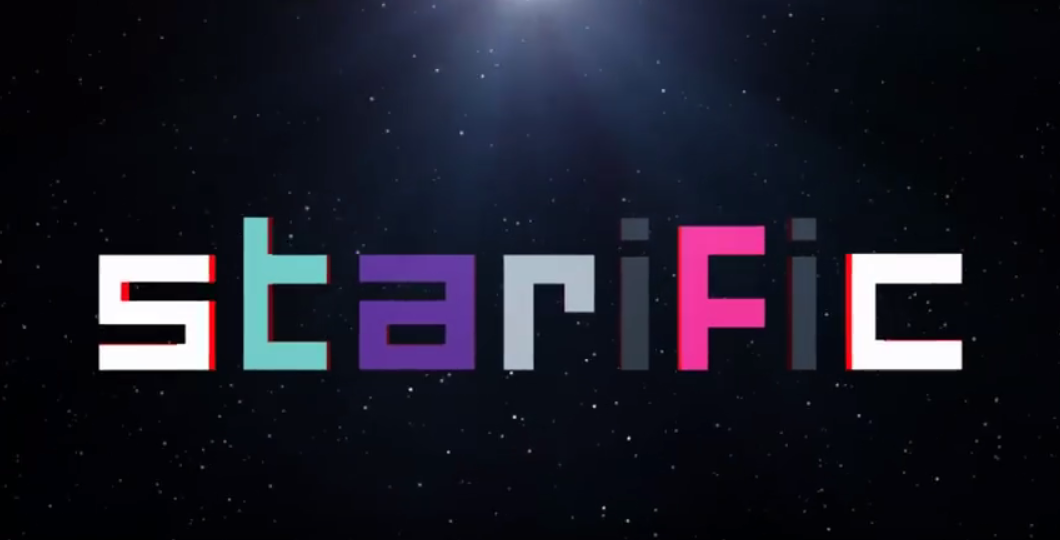 Get endless, cosmic, arcade action in a Starific new game