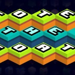 Totes the Goat is set for endless, Qbert-style, hopping fun