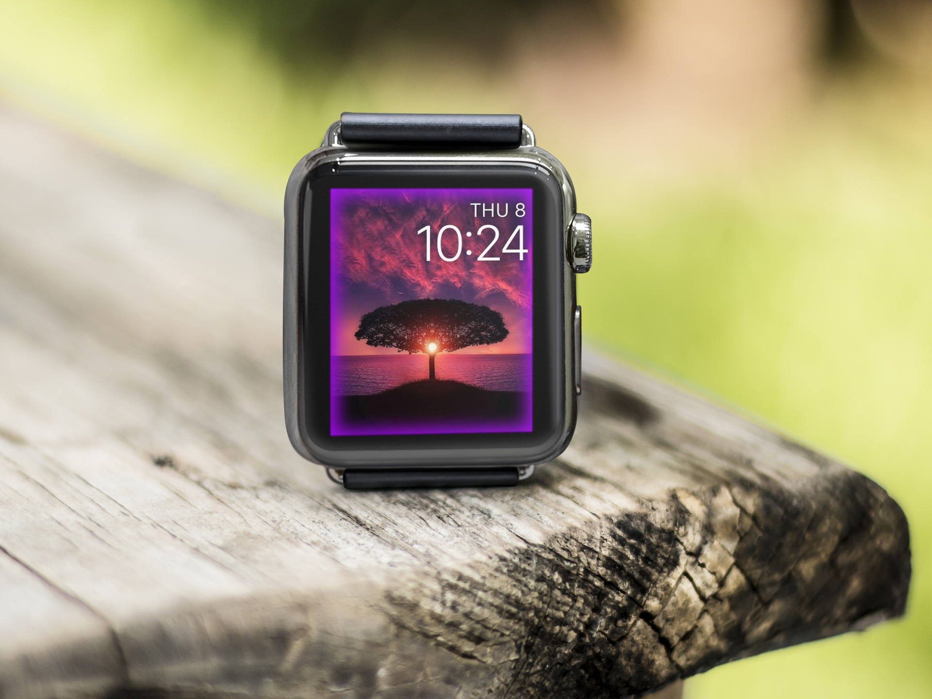 Make your Apple Watch pop with Live Photos from Watch Faces
