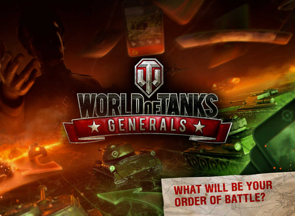 Wargaming deploys World of Tanks Generals card battle game on iOS