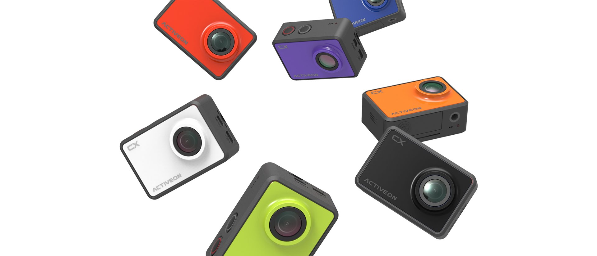 Activeon Cx Packs A Lot Of Rugged Value Into A Tiny Camera