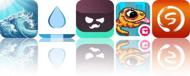 Today's apps gone free: Sunny, iHydrate, Gravity Blocks X and more