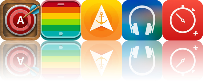 Today's apps gone free: Grades, Wallpaper Maker, Anchor Pointer and more