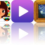 Today's apps gone free: Stellar Wars, Toca Tailor, Stezza and more
