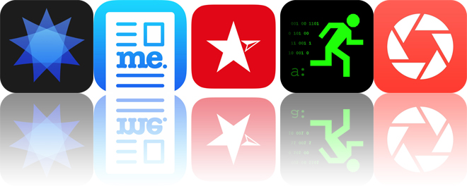 Today's apps gone free: LensLight, Resume Maker, TripRider and more