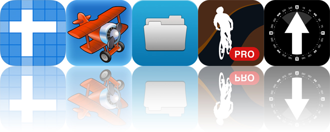 Today's apps gone free: Word², PocketWings, File Manager Pro and more