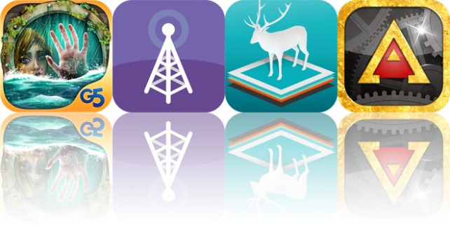 Today's apps gone free: The Cursed Ship, Castaway, ZooKazam and more