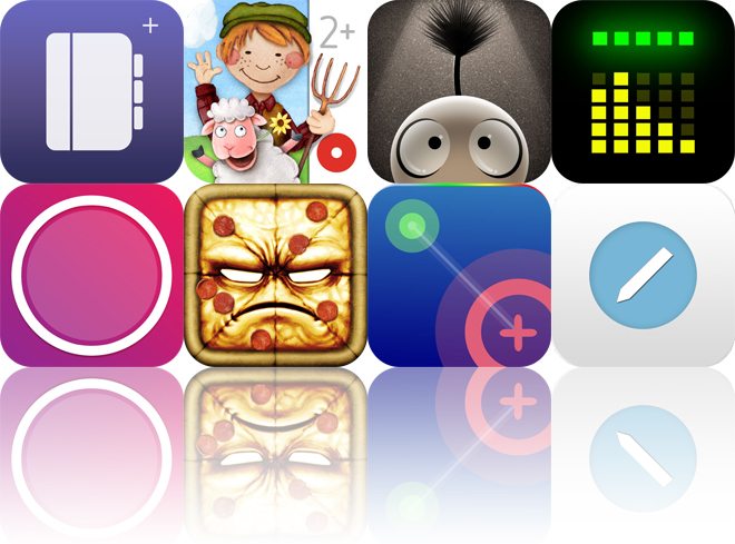 Today's apps gone free: Outline, Tiny Farm, Numberlys and more