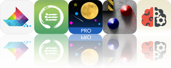 Today's apps gone free: Sea of Squares, Zentries, Baby Dreams and more
