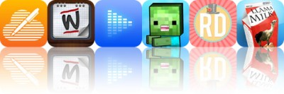 Today's apps gone free: Phoetic, Wordly, LeechTunes and more