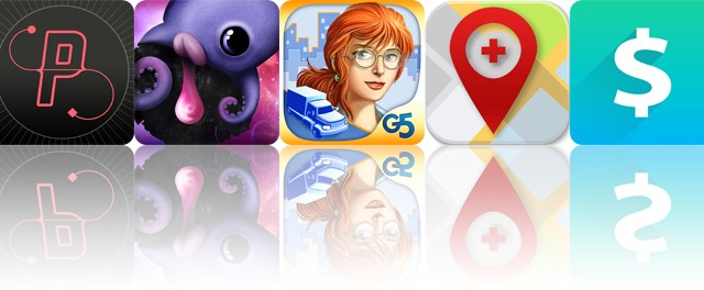 Today's apps gone free: Path On, Hungry Squid, Virtual City and more