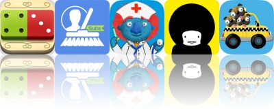 Today's apps gone free: Domino Drop, CleanUp Suite, Tiggly Doctor and more