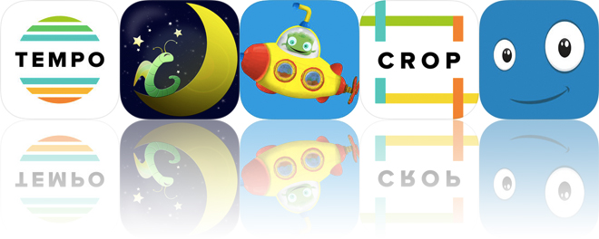 Today's apps gone free: Tempo, Sleep Bug, Tiggly Submarine and more
