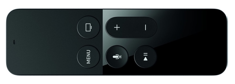 apple tv remote gaming orientation