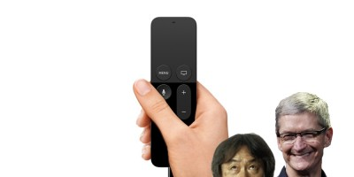 Apple TV Remote not remotely good enough ... on purpose?