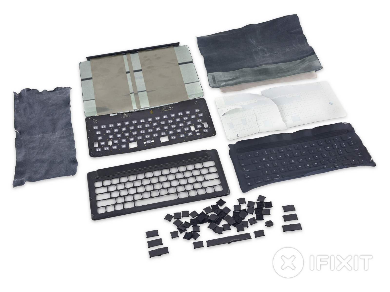 A teardown of the Apple Smart Keyboard shows the iPad Pro accessory is definitely durable