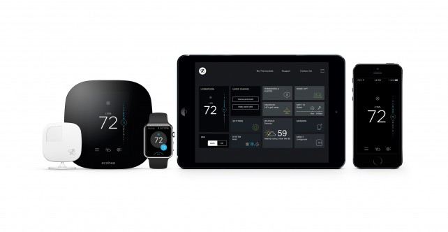 Review: Ecobee3 Smart Thermostat with Apple HomeKit support